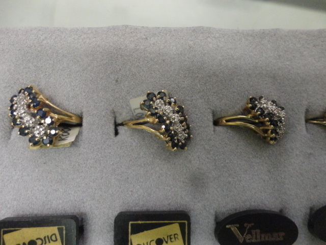 Complete Liquidation Jewelry and Furnishing Auction of Hallwoods Jewelry in our Gallery- Diamonds, Gold, Silver, Equipment, Gifts, Displays, Safe and much more - 15184.jpg