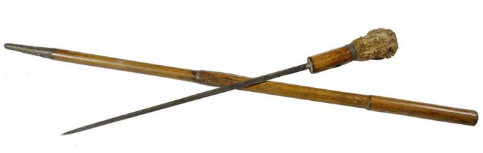 A Philadelphia Antique Curiosity Gun , Sword, and Cane Curiosa  Collection Estate Auction  - 62.jpg