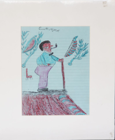 Outsider Art Absentee Two Week Timed Auction -Ends March 18th - 121_1.jpg
