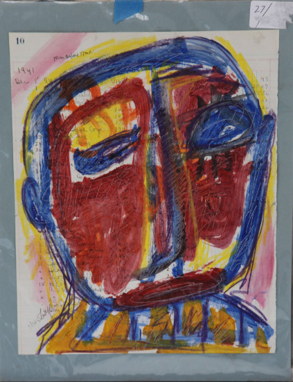 Outsider Art Absentee Two Week Timed Auction -Ends March 18th - 122_1.jpg