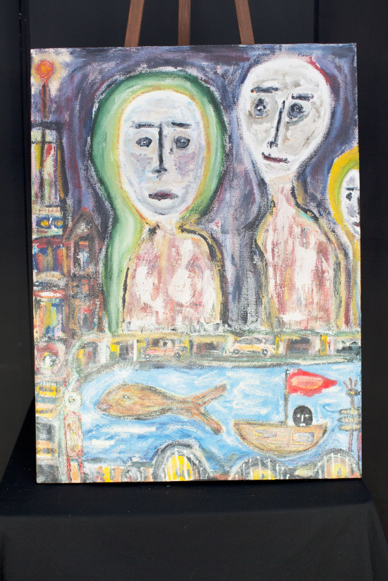 Outsider Art Absentee Two Week Timed Auction -Ends March 18th - 52_1.jpg