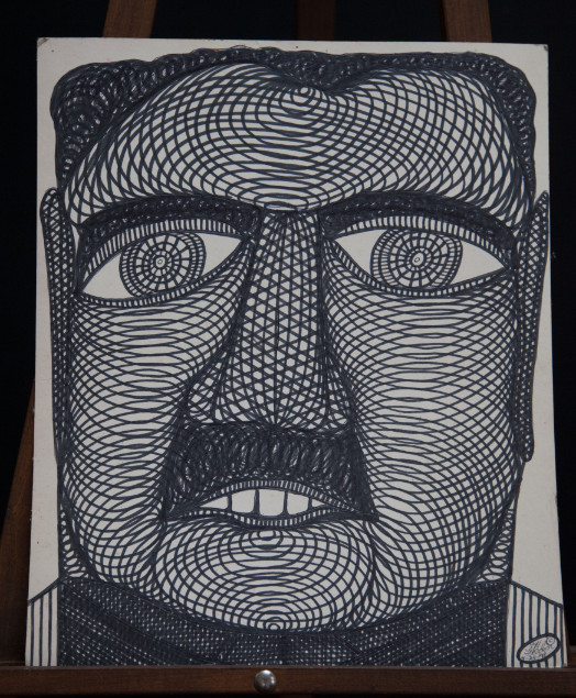 Outsider Art Absentee Two Week Timed Auction -Ends March 18th - 89_1.jpg