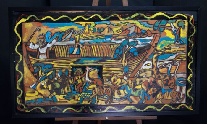 Outsider Art Absentee Two Week Timed Auction -Ends March 18th - 9_1.jpg