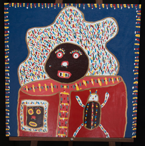 Outsider Art Auction now online till March 15th - 22_1.jpg