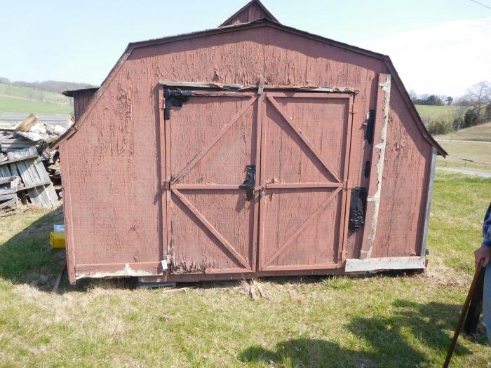Hilbert Farm Auction- Sulphur Springs Area Jonesborough Tn. - DSCN2344.JPG