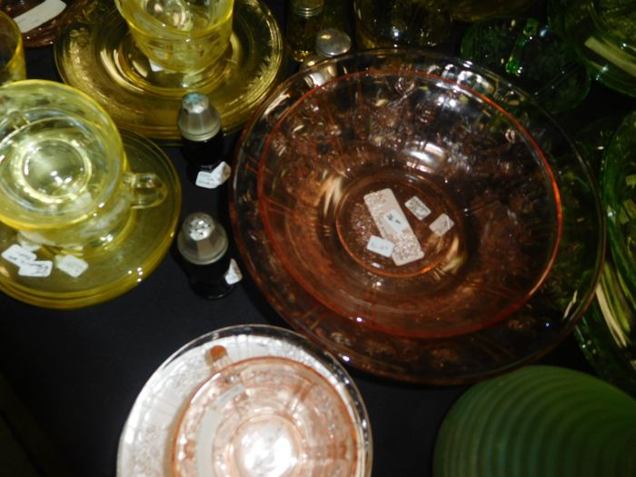 California Estate plus a Lifetime Depression Glass Collection - DSCN2547.JPG