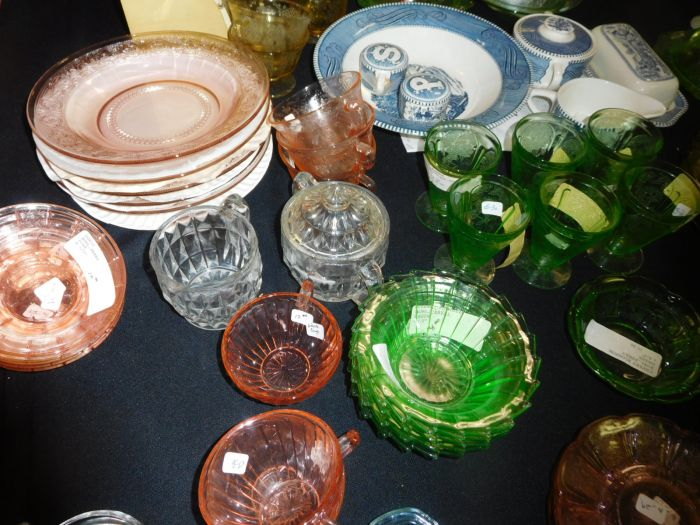 California Estate plus a Lifetime Depression Glass Collection - DSCN2550.JPG