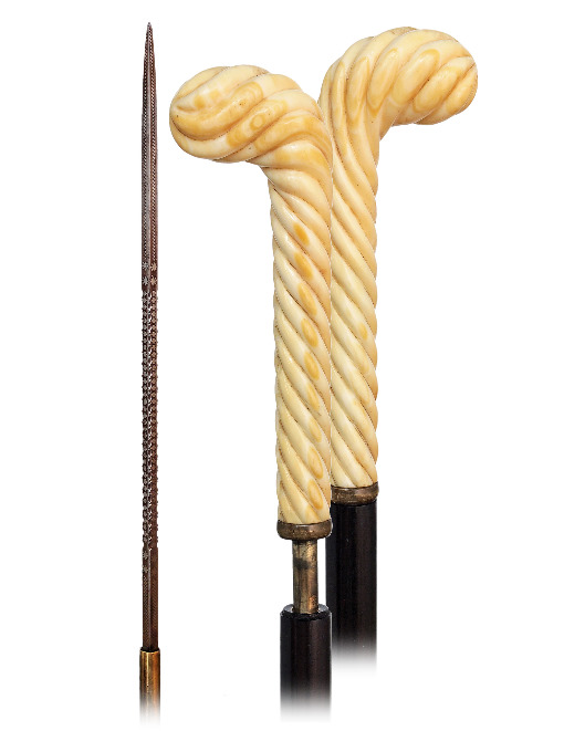 Important Cane Auction, Absolute with No Reserves - 10-01.jpg
