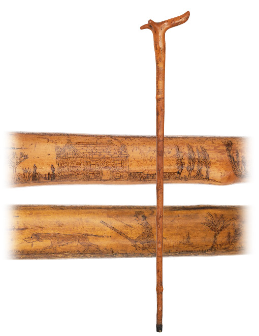 Important Cane Auction, Absolute with No Reserves - 115-01.jpg