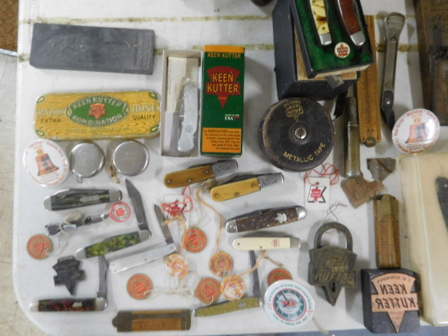Advertising, Large Keen Kutter, Vintage toy, Jars Etc two Estate Collections - DSCN9465.JPG