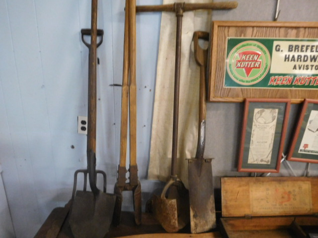 Advertising, Large Keen Kutter, Vintage toy, Jars Etc two Estate Collections - DSCN9480.JPG