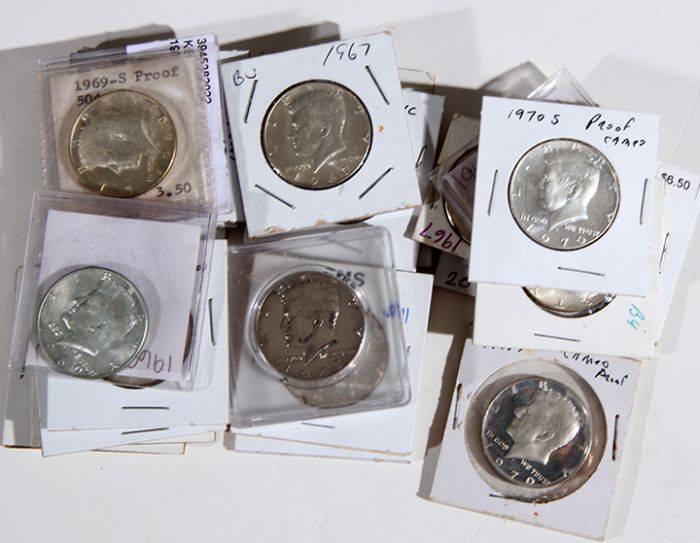 Rare Proof Coins and others, Fine Military-Modern- And Long Guns- A St. Louis Cane Collection - 102_1_1.jpg