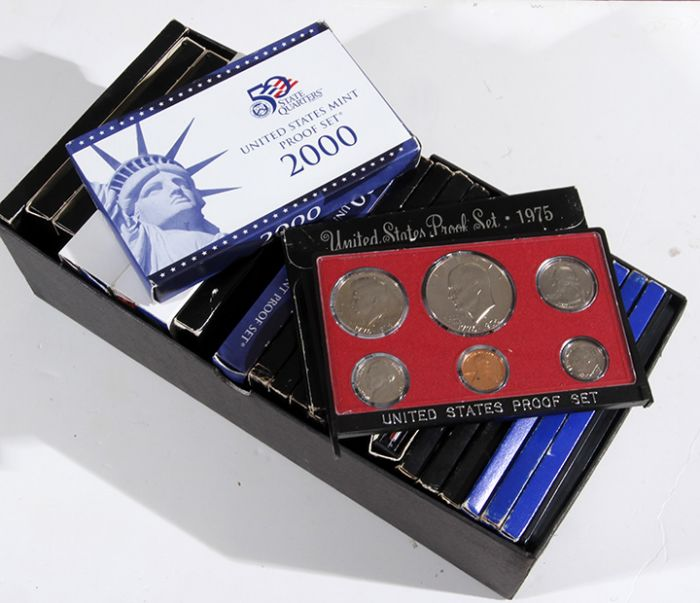 Rare Proof Coins and others, Fine Military-Modern- And Long Guns- A St. Louis Cane Collection - 105_1.jpg
