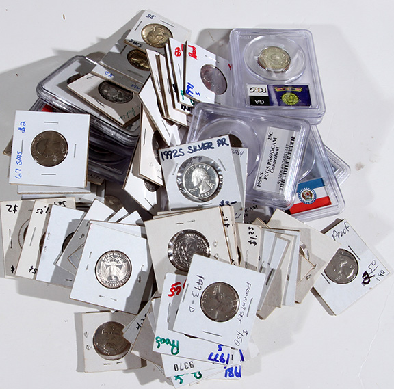 Rare Proof Coins and others, Fine Military-Modern- And Long Guns- A St. Louis Cane Collection - 107_1.jpg