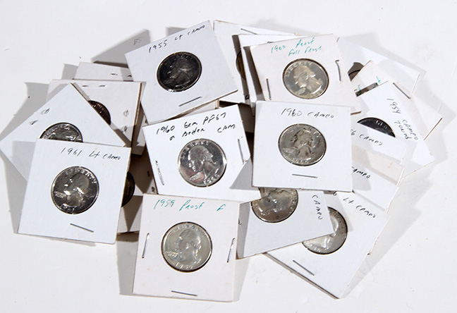 Rare Proof Coins and others, Fine Military-Modern- And Long Guns- A St. Louis Cane Collection - 109_1.jpg