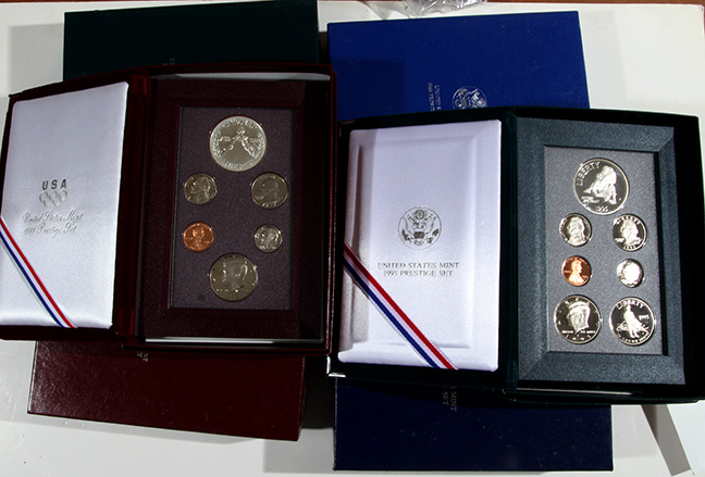 Rare Proof Coins and others, Fine Military-Modern- And Long Guns- A St. Louis Cane Collection - 111_1.jpg