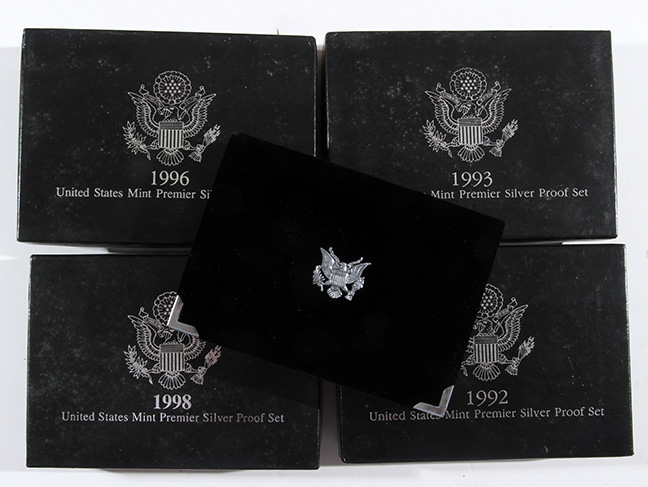 Rare Proof Coins and others, Fine Military-Modern- And Long Guns- A St. Louis Cane Collection - 112_1.jpg