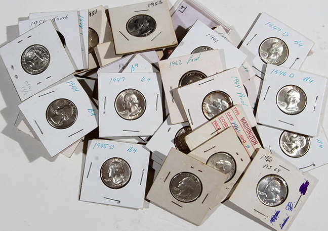 Rare Proof Coins and others, Fine Military-Modern- And Long Guns- A St. Louis Cane Collection - 114_1.jpg