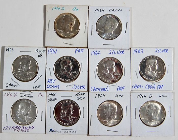 Rare Proof Coins and others, Fine Military-Modern- And Long Guns- A St. Louis Cane Collection - 117_1.jpg