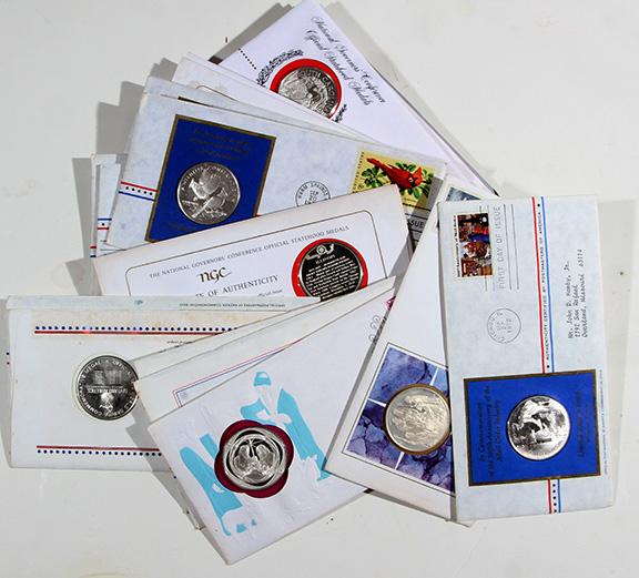 Rare Proof Coins and others, Fine Military-Modern- And Long Guns- A St. Louis Cane Collection - 119_1.jpg