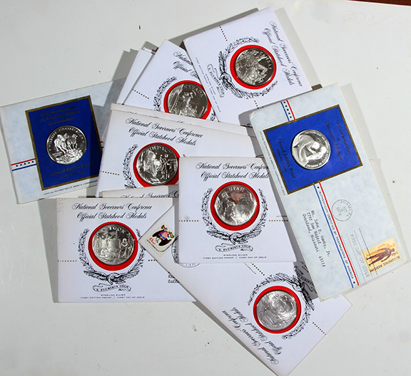 Rare Proof Coins and others, Fine Military-Modern- And Long Guns- A St. Louis Cane Collection - 120_1.jpg