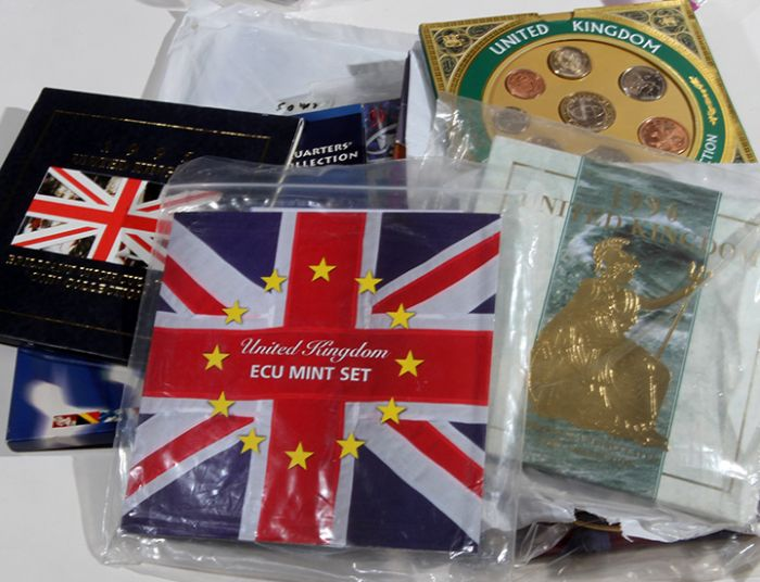 Rare Proof Coins and others, Fine Military-Modern- And Long Guns- A St. Louis Cane Collection - 123_1.jpg