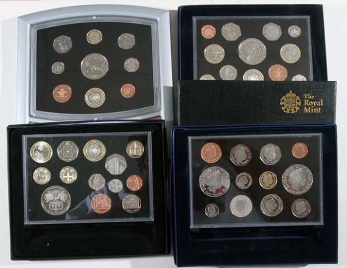 Rare Proof Coins and others, Fine Military-Modern- And Long Guns- A St. Louis Cane Collection - 126_1.jpg