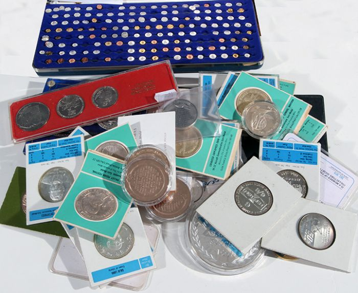 Rare Proof Coins and others, Fine Military-Modern- And Long Guns- A St. Louis Cane Collection - 127_1.jpg