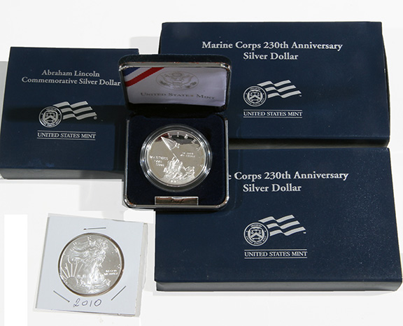 Rare Proof Coins and others, Fine Military-Modern- And Long Guns- A St. Louis Cane Collection - 129_1.jpg