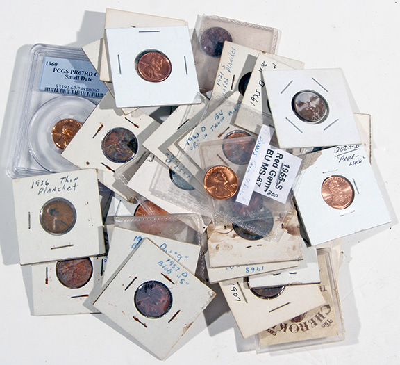Rare Proof Coins and others, Fine Military-Modern- And Long Guns- A St. Louis Cane Collection - 12_1.jpg