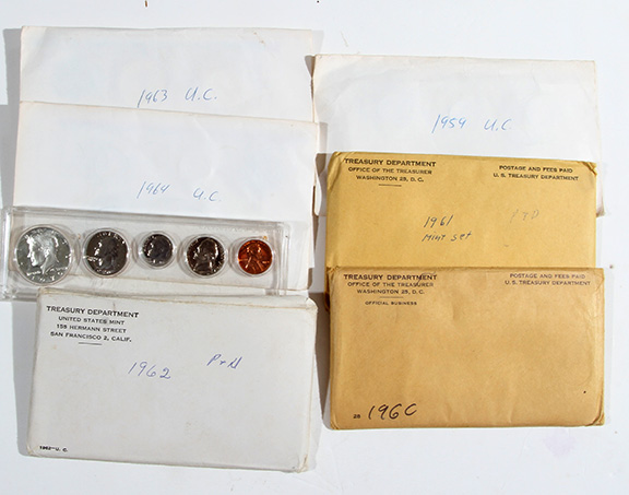 Rare Proof Coins and others, Fine Military-Modern- And Long Guns- A St. Louis Cane Collection - 140_1.jpg