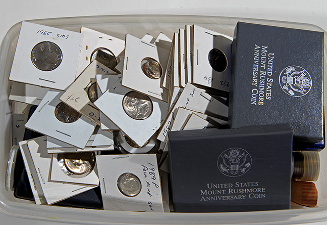 Rare Proof Coins and others, Fine Military-Modern- And Long Guns- A St. Louis Cane Collection - 142_1.jpg