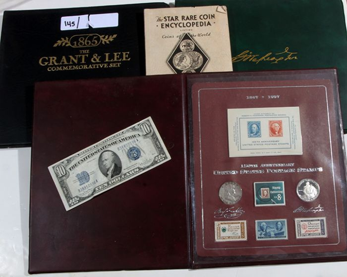 Rare Proof Coins and others, Fine Military-Modern- And Long Guns- A St. Louis Cane Collection - 145_1.jpg