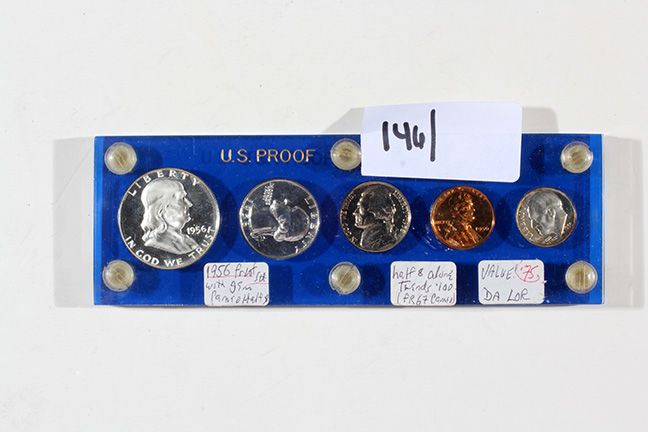 Rare Proof Coins and others, Fine Military-Modern- And Long Guns- A St. Louis Cane Collection - 146_1.jpg