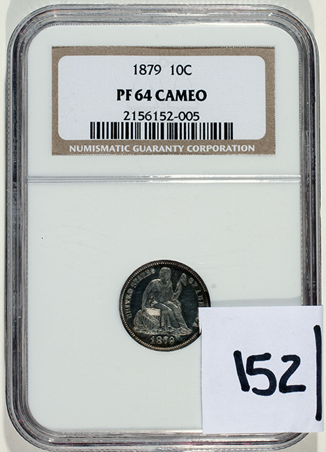 Rare Proof Coins and others, Fine Military-Modern- And Long Guns- A St. Louis Cane Collection - 152_1.jpg