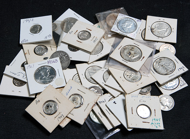 Rare Proof Coins and others, Fine Military-Modern- And Long Guns- A St. Louis Cane Collection - 16_1.jpg