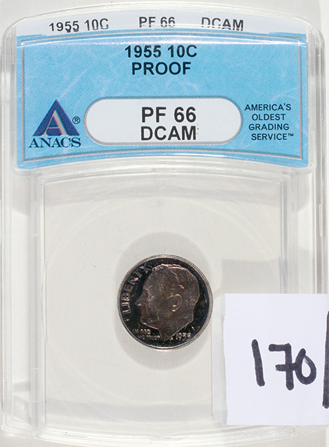 Rare Proof Coins and others, Fine Military-Modern- And Long Guns- A St. Louis Cane Collection - 170_1.jpg