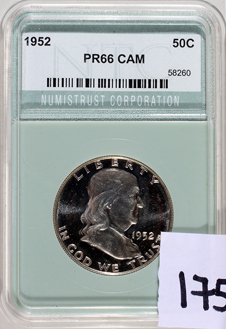 Rare Proof Coins and others, Fine Military-Modern- And Long Guns- A St. Louis Cane Collection - 175_1.jpg