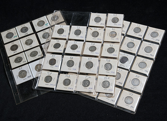 Rare Proof Coins and others, Fine Military-Modern- And Long Guns- A St. Louis Cane Collection - 17_1.jpg