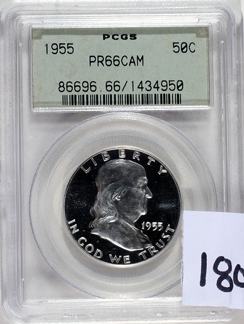 Rare Proof Coins and others, Fine Military-Modern- And Long Guns- A St. Louis Cane Collection - 180_1.jpg