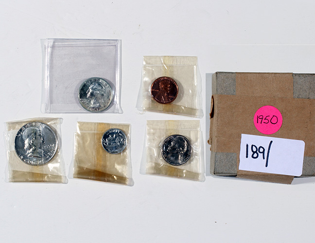 Rare Proof Coins and others, Fine Military-Modern- And Long Guns- A St. Louis Cane Collection - 189_1.jpg