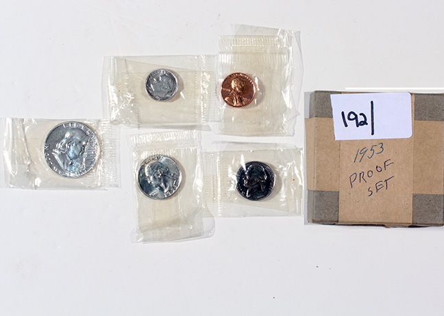 Rare Proof Coins and others, Fine Military-Modern- And Long Guns- A St. Louis Cane Collection - 192_1.jpg