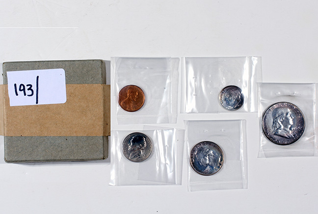 Rare Proof Coins and others, Fine Military-Modern- And Long Guns- A St. Louis Cane Collection - 193_1.jpg