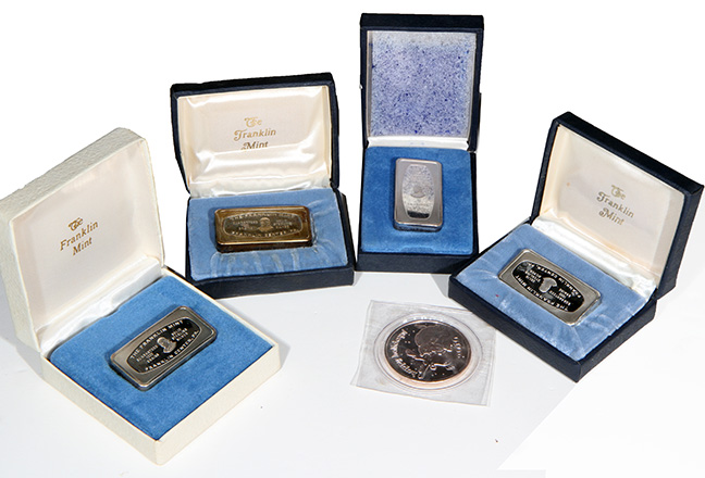 Rare Proof Coins and others, Fine Military-Modern- And Long Guns- A St. Louis Cane Collection - 198_1.jpg