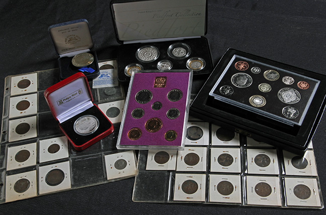 Rare Proof Coins and others, Fine Military-Modern- And Long Guns- A St. Louis Cane Collection - 23_1.jpg