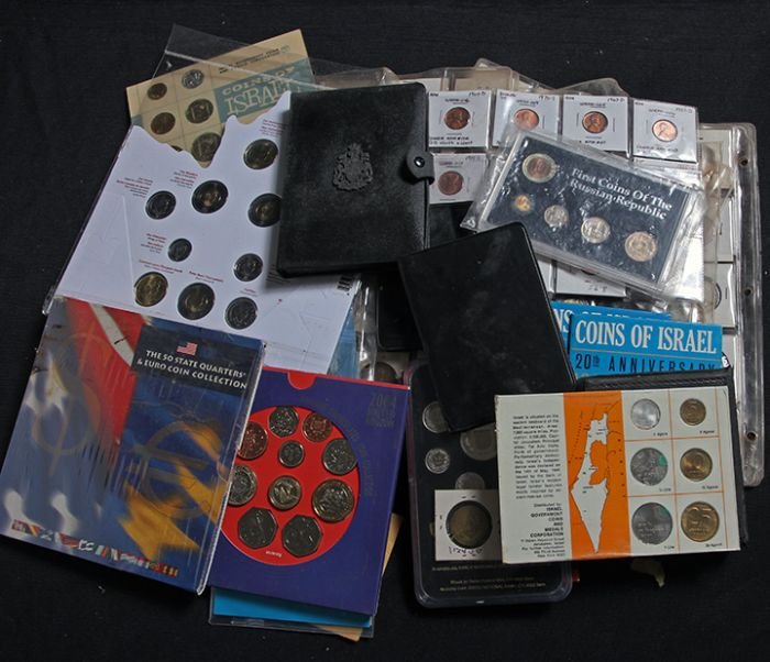 Rare Proof Coins and others, Fine Military-Modern- And Long Guns- A St. Louis Cane Collection - 24_1.jpg