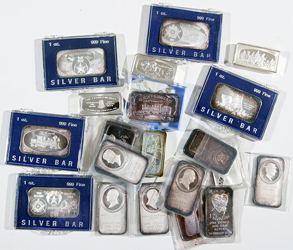 Rare Proof Coins and others, Fine Military-Modern- And Long Guns- A St. Louis Cane Collection - 26_1.jpg