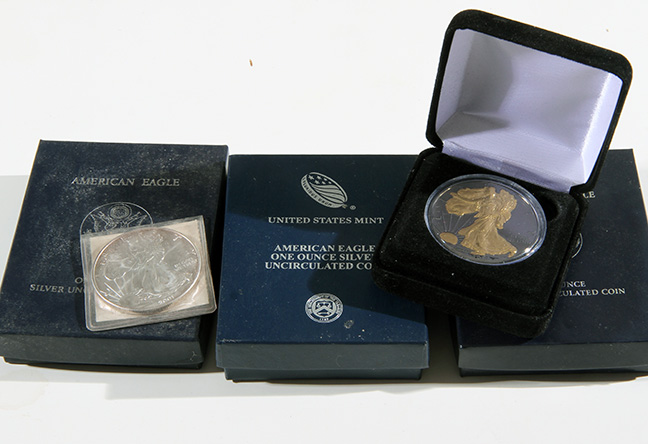 Rare Proof Coins and others, Fine Military-Modern- And Long Guns- A St. Louis Cane Collection - 28_1.jpg