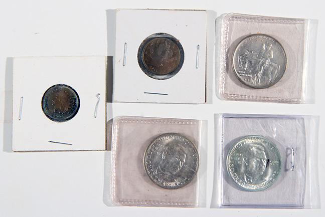 Rare Proof Coins and others, Fine Military-Modern- And Long Guns- A St. Louis Cane Collection - 32_1.jpg