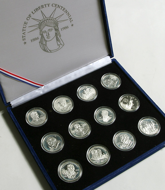 Rare Proof Coins and others, Fine Military-Modern- And Long Guns- A St. Louis Cane Collection - 34_1.jpg